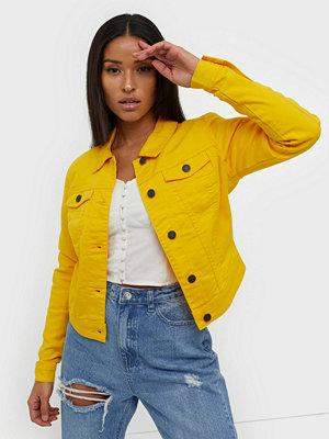 Noisy May Nmdebra L/S Colour Denim Jacket X