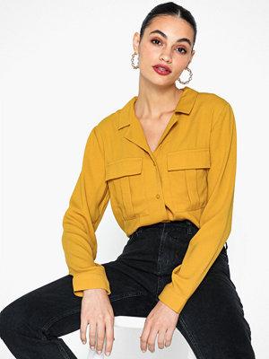 Jacqueline de Yong Jdypride L/S Shirt Wvn