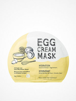 Ansikte - Too Cool For School Egg Cream Mask Hydration