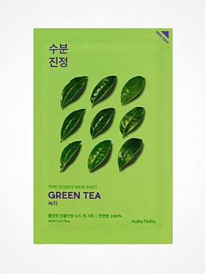 Ansikte - Holika Holika Pure Essence Sheet Mask Green Tea