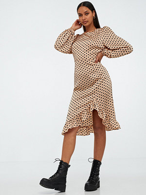 Glamorous Dot Dress