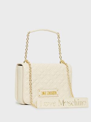 Love Moschino omönstrad axelväska JC4000PP1ALA0