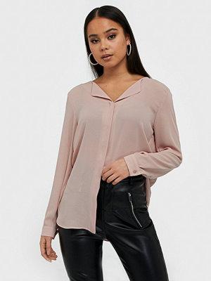Vila Vilucy L/S Shirt - Noos Mauve