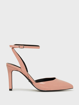 Pumps & klackskor - Only Onlpeaches Pu Heeled Pump