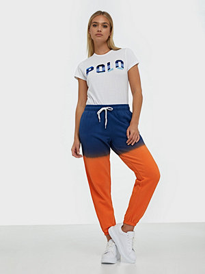 Polo Ralph Lauren omönstrade byxor Ombre Fleece Jogger