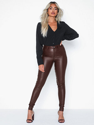 Missguided Vice Highwaisted Skinny Jeans