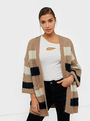 Y.a.s Yassunday Stripe Knit Cardigan