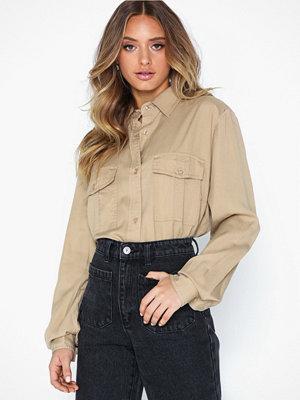 NLY Trend Oversize Safari Shirt