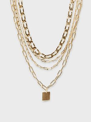 Pieces halsband Pcdjamilla Combi Necklace D2D