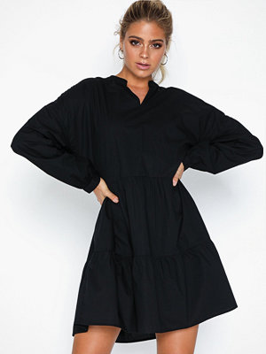 Only Onlmaggie L/S Dress Wvn
