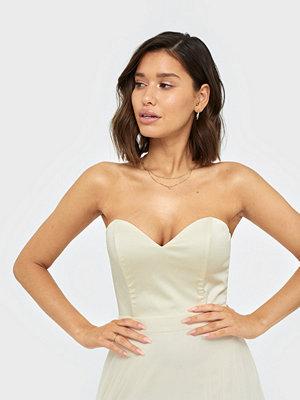 Zetterberg Couture Corsett Silk Top