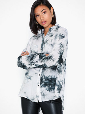 NLY Trend Oversize Tie Dye Shirt