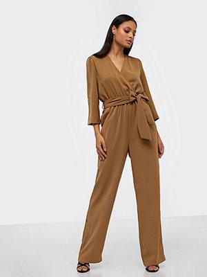 Selected Femme Slfjill 3/4 Jumpsuit Ex