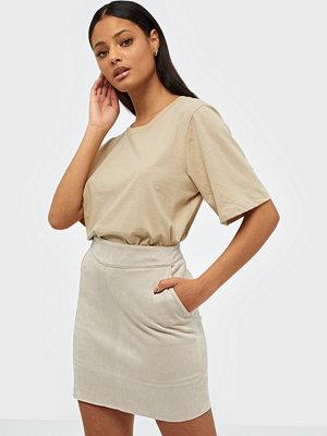 Only Onljulie Fauxsuede Bonded Skirt Otw