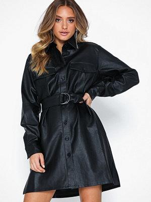 NLY Trend Oversize PU Dress