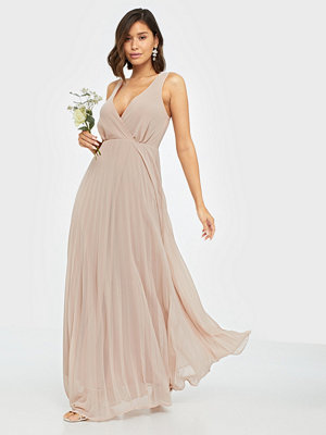 Ax Paris V Neck Maxi Dress