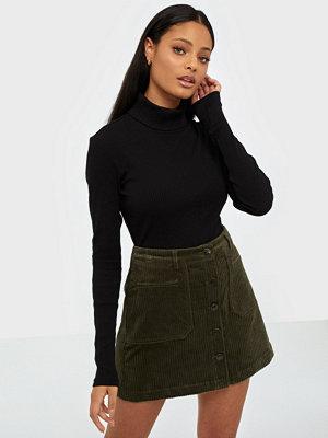 Only Onlmatilda-Sigge Hw Cord Skirt Pnt