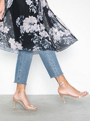 Pumps & klackskor - NLY Shoes Transparent Strap Heel