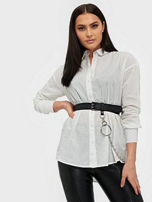 Vero Moda Vmindia Loose L/S Shirt Ga