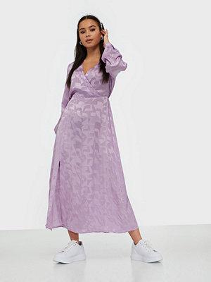 Pieces Pcalia Ls Ankle Dress D2D