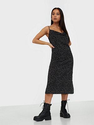 Missguided Polka Dot Cami Slip Dress