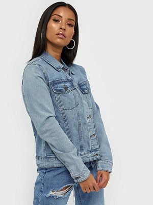 Object Collectors Item Objchrisa Blue Denim Jacket PB7