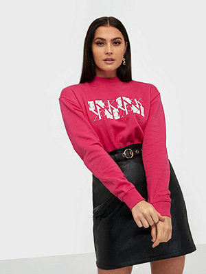 Calvin Klein Jeans Mirrored Monogram Crew Neck