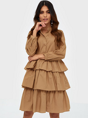 Y.a.s Yasdawn 7/8 Shirt Dress Ft S.