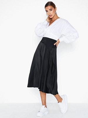 Vero Moda Vmgabbi Nw Calf Skirt Wvn Ga