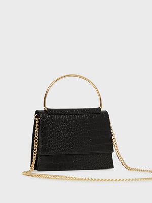 Missguided axelväska Snake Chain Handbag