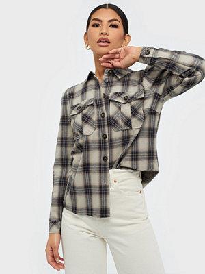 Skjortor - co'couture Lison Check Shirt
