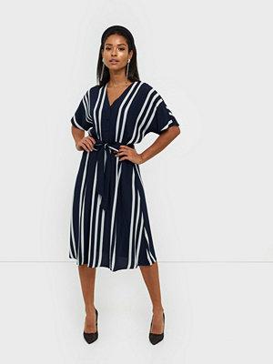 Selected Femme Slfvienna Ss Aop Short Dress B