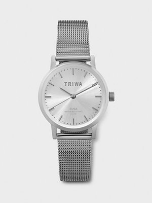 Triwa Elva Silver