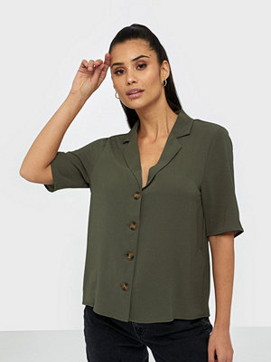 Only Onlwinner Button Shirt Wvn