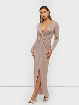 NLY Eve Sparkling Twisted Gown