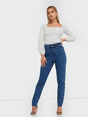 Vero Moda Vmjoana Hr Belt Jeans