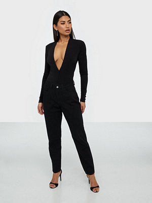 Missguided Riot Highwaist Mom Jean