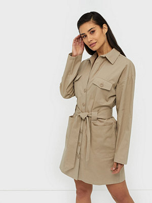 NLY Trend Cargo Coat Dress