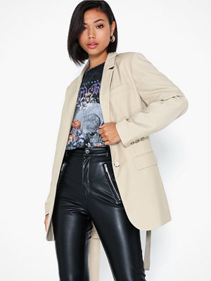 NLY Trend Oversized Belted Blazer