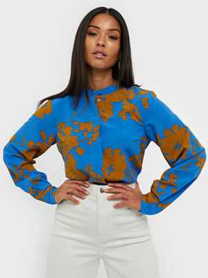 Selected Femme Slfjade-Kathy Ls Aop Shirt B