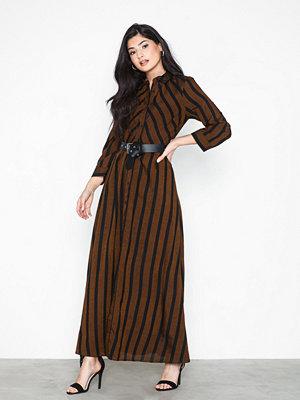 Y.a.s Yaslera Long Shirt Dress Ft