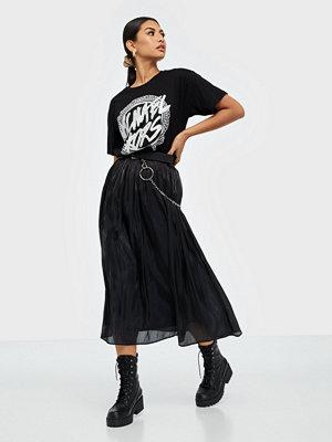 Pieces Pcrosia Hw Midi Skirt D2D