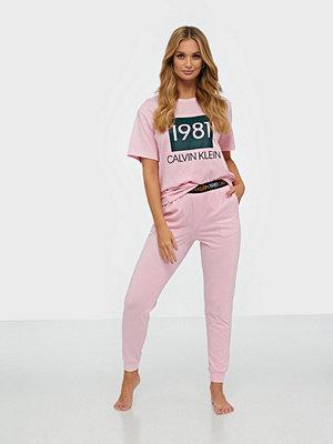 Calvin Klein Underwear S/S Pant Set