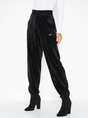 Nike svarta byxor W Nsw Pant Vlr