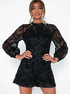 True Decadence Sequin Playsuit