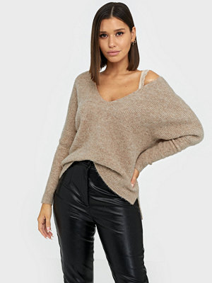 Neo Noir Powel Knit Blouse