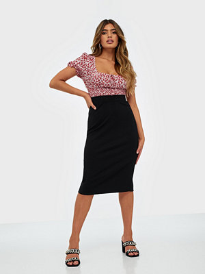 Selected Femme Slfshelly Mw Pencil Skirt Noos