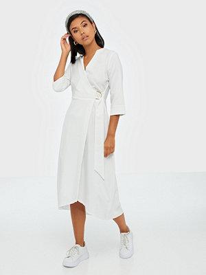 Closet Wrap A-Line Dress