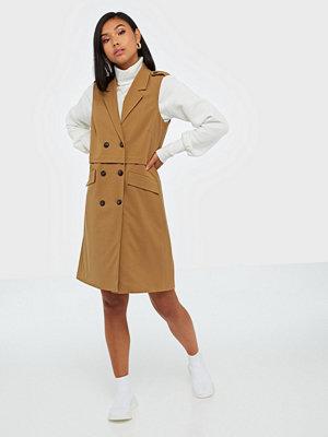 Selected Femme Slfsill Sl Long Vest Ex