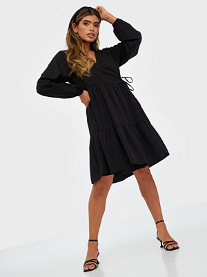 Pieces Pccamilla Ls Wrap Dress D2D
